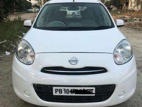Used 2012 Nissan Micra Diesel MT for sale in Ludhiana