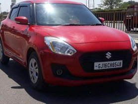 Used 2018 Maruti Suzuki Swift VDI MT for sale in Anand