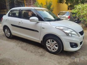 Used 2013 Maruti Suzuki Swift Dzire MT for sale in Pondicherry