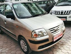 Hyundai Santro Xing GLS, 2009, Petrol MT for sale in Visakhapatnam