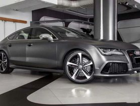 Used 2015 Audi RS7 Sportback AT for sale in Pune