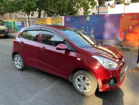 2016 Hyundai Grand i10 Magna MT for sale in Mumbai