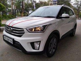 Used Hyundai Creta 1.6 CRDi SX Plus 2018 AT in New Delhi