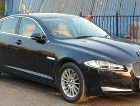 Jaguar XF 2.2 2013 Diesel AT for sale in Mumbai