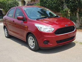 Used Ford Aspire 1.5 TDCi Ambiente 2017 MT in Coimbatore