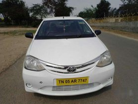 Used Toyota Etios GD·2012 MT for sale in Coimbatore