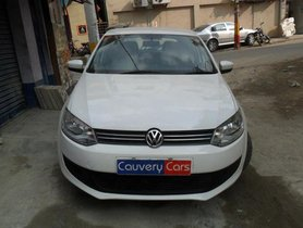 Volkswagen Polo Petrol Comfortline 1.2L 2012 MT for sale in Bangalore