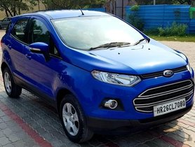 Used 2014 Ford EcoSport 1.5 Diesel Trend MT in New Delhi