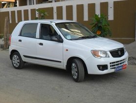 Used Maruti Suzuki Alto K10 VXI 2011 MT for sale in Bangalore