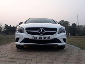 Used Mercedes Benz A Class 2016 AT for sale in Kolkata