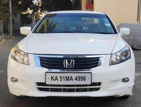Used 2010 Honda Accord AT for sale in Nagar