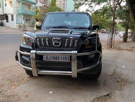 Used Mahindra Scorpio S10 4WD 2015 AT in Ahmedabad
