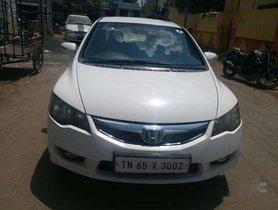 Used Honda Civic 2011 MT for sale in Madurai