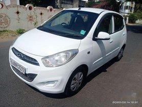 Hyundai I10 Sportz 1.2 Automatic 2012, Petrol AT for sale in Vadodara