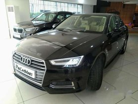 Used Audi A4 2019 AT for sale in Nagar