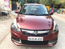 Maruti Suzuki Dzire VDI 2016 MT for sale in Chennai