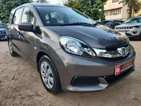 Used Honda Mobilio S i-DTEC·2015 MT for sale in Ahmedabad