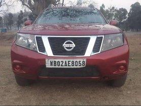 Nissan Terrano XL (D), 2014, Diesel MT for sale in Kolkata