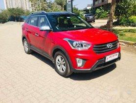 Hyundai Creta 1.6 SX Plus Auto, 2015, Diesel AT in Mumbai