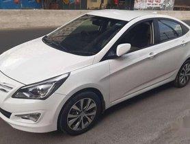Used 2017 Hyundai Verna MT for sale in Chennai