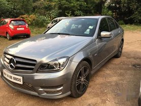 Used 2014 Mercedes Benz C-Class AT for sale in Pune
