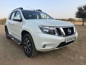 Used 2015 Nissan Terrano XL MT for sale in Ahmedabad