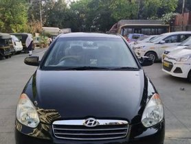 Used 2010 Hyundai Verna MT for sale in Thane