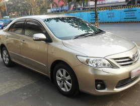 Toyota Corolla Altis G 2011 MT for sale in Mumbai