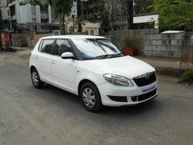 Skoda Fabia 1.2 MPI Ambiente Petrol 2011 MT in Mumbai