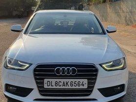 Audi A4 1.8 TFSI Premium Plus 2015 AT in New Delhi