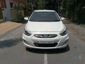2015 Hyundai Verna 1.6 CRDi SX MT for sale in Coimbatore