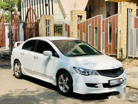 Honda Civic 1.8V Automatic, 2008, CNG & Hybrids AT in Mumbai