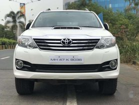 Used 2016 Toyota Fortuner MT for sale in Goregaon