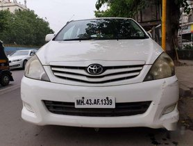 Toyota Innova 2.0 GX 8 STR BS-IV, 2010, Diesel MT in Mumbai