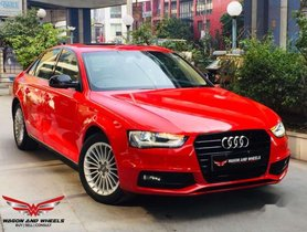 Used 2015 Audi A4 35 TDI Technology Edition AT for sale in Kolkata