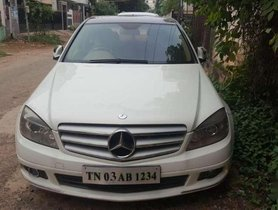 2008 Mercedes Benz C-Class 220 CDI Elegance AT for sale in Chennai