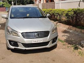 Used 2014 Maruti Suzuki Ciaz MT for sale in Ramanathapuram