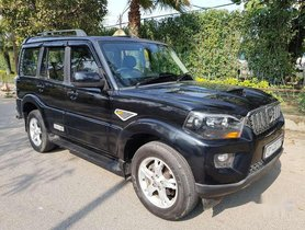 Mahindra Scorpio S10, 2017, Diesel MT for sale in Ghaziabad