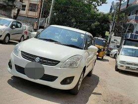 Maruti Suzuki Swift Dzire VDI, 2012, Diesel MT for sale in Hyderabad