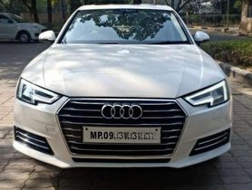 Audi A4 1.8 TFSI 2017 AT for sale in Mumbai