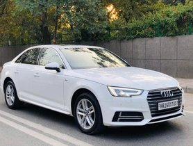 Used Audi A4 30 TFSI Technology 2019 AT in New Delhi