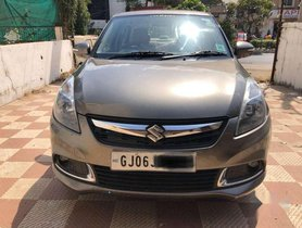 2015 Maruti Suzuki Swift Dzire MT for sale in Vadodara