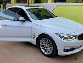 Used BMW 3 Series GT Luxury Line 2016 AT in Madurai
