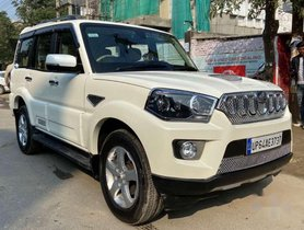 Used Mahindra Scorpio S11 2018 AT for sale in Noida