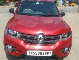 Renault Kwid RXT, 2016, Petrol MT for sale in Madurai