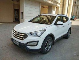 Hyundai Santa Fe 2 WD Automatic, 2014, Diesel AT for sale in Mumbai