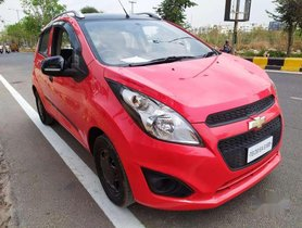 Used 2014 Chevrolet Beat Diesel MT for sale in Hyderabad