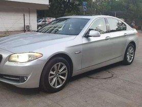 BMW 5 Series 520d Luxury Line, 2013, Diesel AT for sale in Mumbai