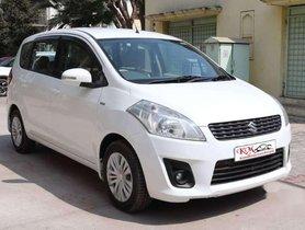 Maruti Suzuki Ertiga VDi, 2014, Diesel MT for sale in Ahmedabad