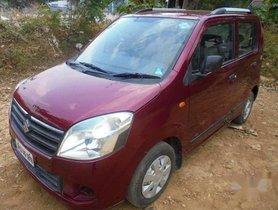 Used 2012 Maruti Suzuki Wagon R LXI MT for sale in Hyderabad